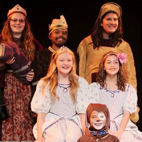 Musical Theatre Camp: Gulliver's Travels